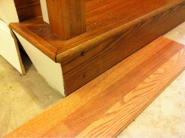 Attaching Wood Trim To Brick Concrete Woodworking Talk