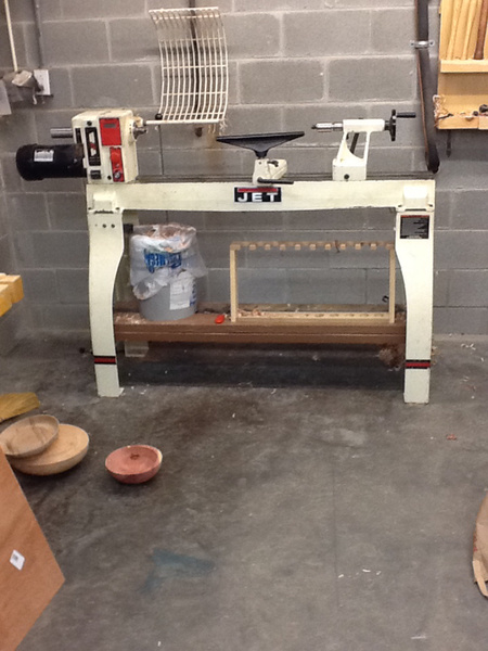 For Sale Jet 16 42 Lathe Woodworking Talk Woodworkers Forum