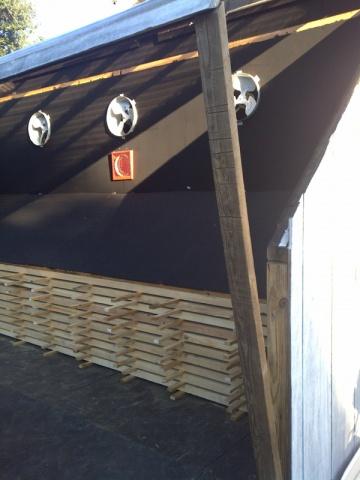 Solar Lumber Kiln Woodworking Talk Woodworkers Forum