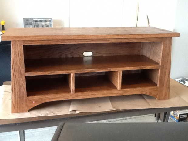 Free Widescreen Tv Cabinet Woodworking Plan