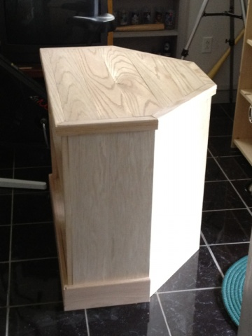 best sneakers e8250 e0735 How To Build A Corner Tv Stand Plans, drawing furniture ...
