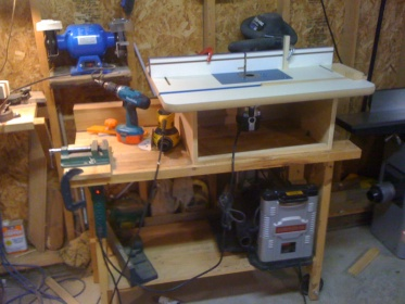 How to attach bosch router to table image collections wiring table is this bosch router table decent woodworking talk woodworkers attached images keyboard keysfo image collections greentooth Image collections