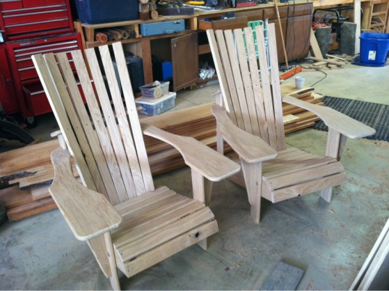 Comadirondack Chair Design : The Following User Says Thank You to Al B Thayer For This Useful Post: