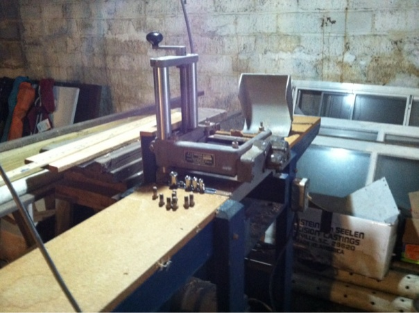 For Sale W&H w7 molder planer - Woodworking Talk - Woodworkers Forum