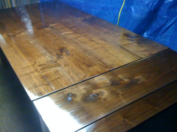 Anyone ever use BEHLER Rock hard table finish  image 863531043 jpg. Anyone ever use BEHLER Rock hard table finish    Woodworking Talk