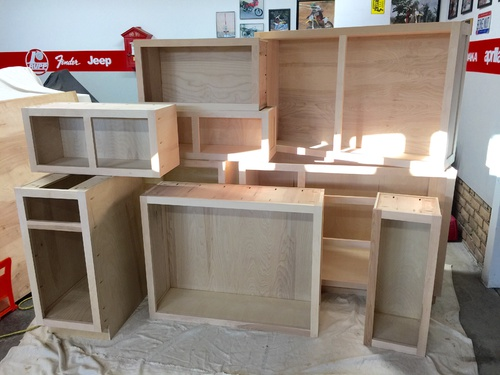 painting plywood kitchen cabinets what type of plywood for painted cabinet ends 4062