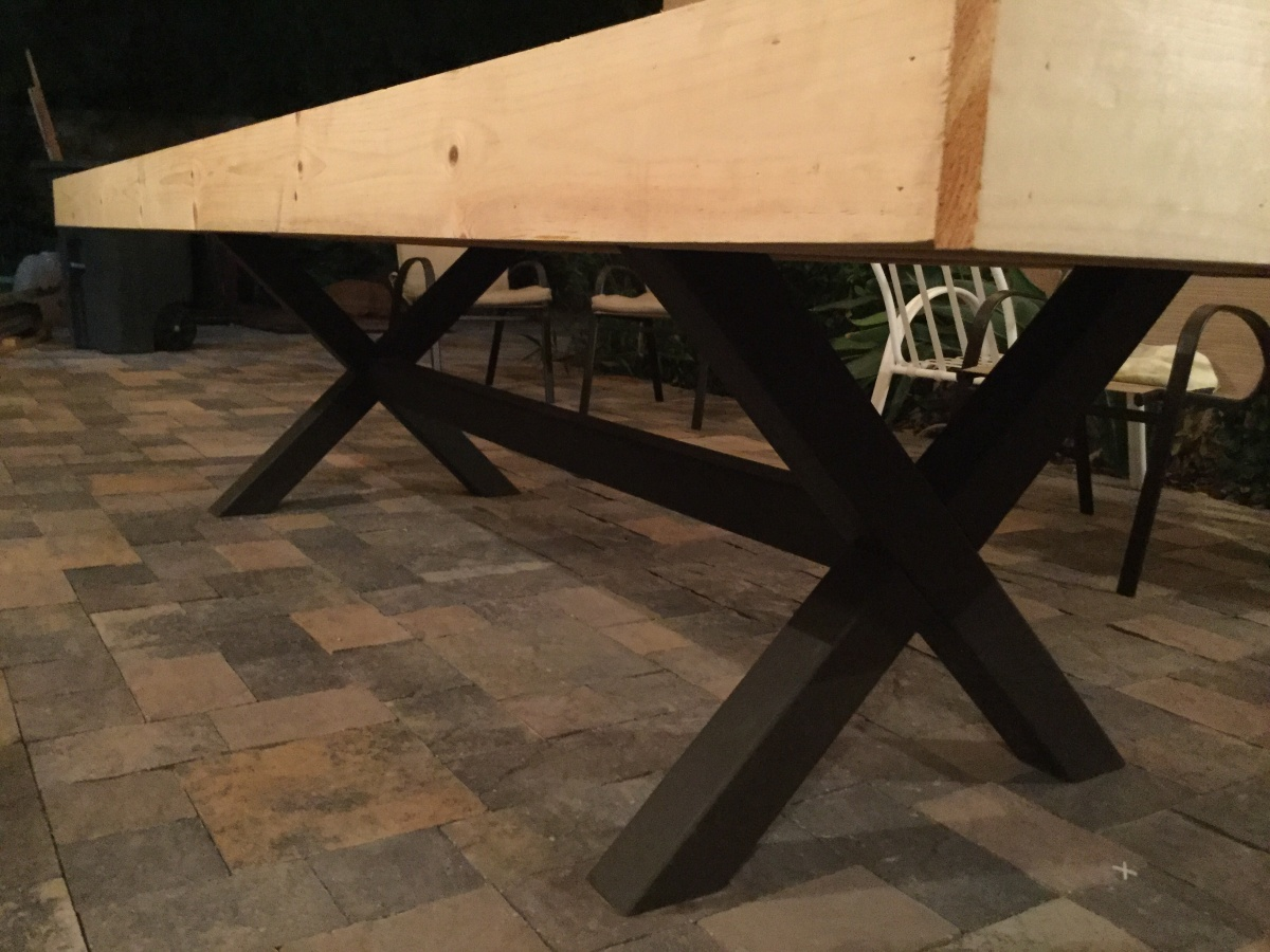 table wobble - woodworking talk - woodworkers forum