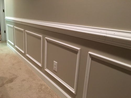 Caulk Vs Spackle Vs Wood Filler For Painted Molding