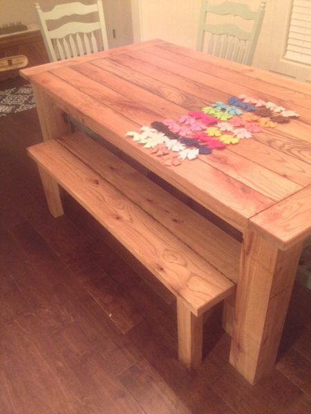 Dining room table, chairs, and bench-imageuploadedbytapatalk1465527304.093053.jpg