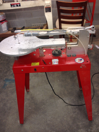 For sale RBI scroll saw $300 - Woodworking Talk - Woodworkers Forum