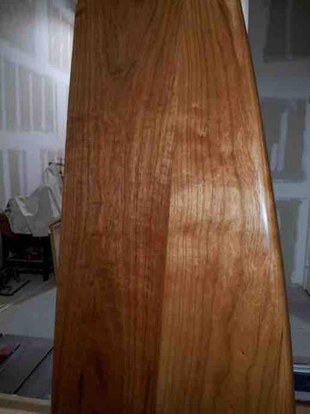 Dark Cherry Stain Woodworking Talk Woodworkers Forum