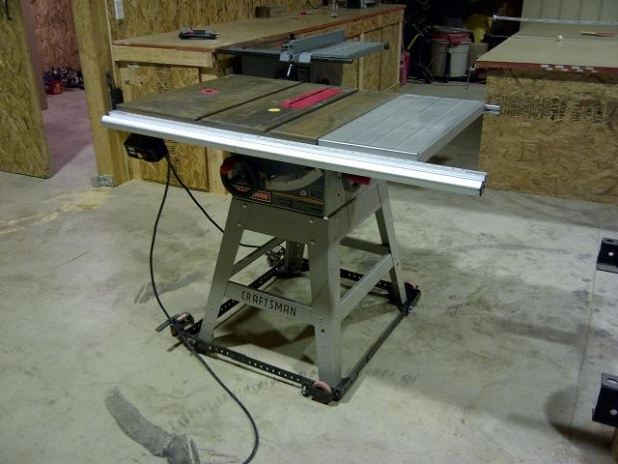 Craftsman 10 table saw good deal page 2 woodworking talk click image for larger version name img 20120112 000101g views greentooth Gallery