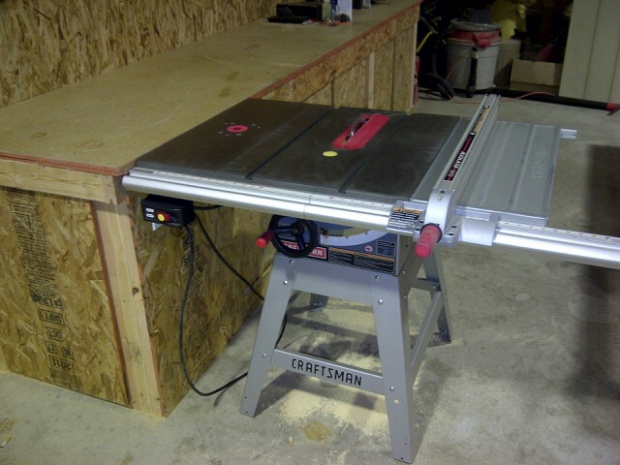 Craftsman 10 table saw good deal page 2 woodworking talk click image for larger version name img 20120114 00024g views greentooth Gallery