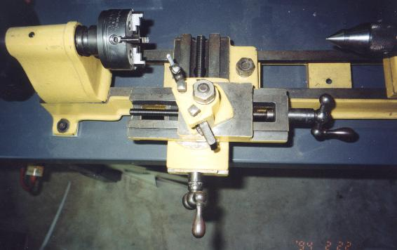 Why No Turning Metal On Wood Lathe Woodworking Talk