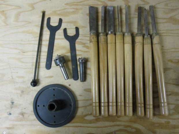 Woodlathe for sale - Woodworking Talk - Woodworkers Forum