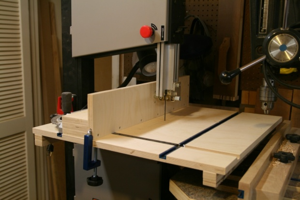 Shop Made Or Bought Bandsaw Fence Lets See Woodworking