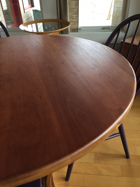 best finish for cherry dining table - woodworking talk - woodworkers Cherry Dining Table