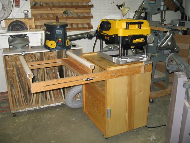 Portable Planers Woodworking Talk Woodworkers Forum