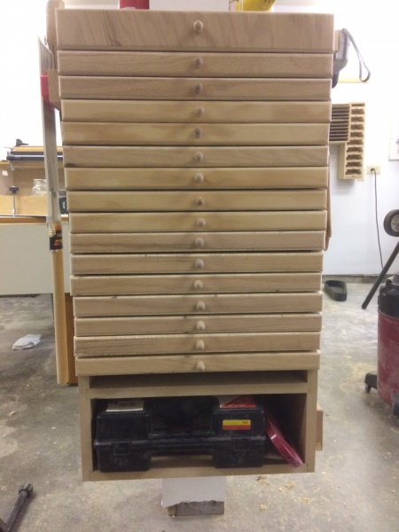 Saw Blade Storage Woodworking Talk Woodworkers Forum