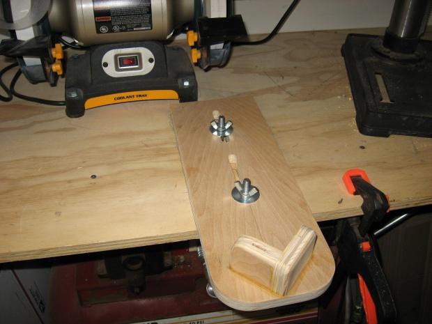 Gouge Sharpening Jig Woodworking Talk Woodworkers Forum