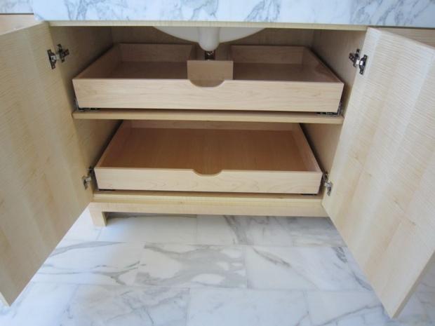 sliders drawers drawer bottom mounting slides