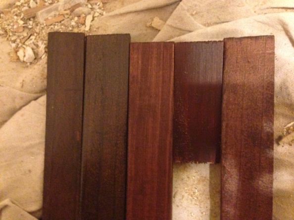 Stain Selection Woodworking Talk Woodworkers Forum