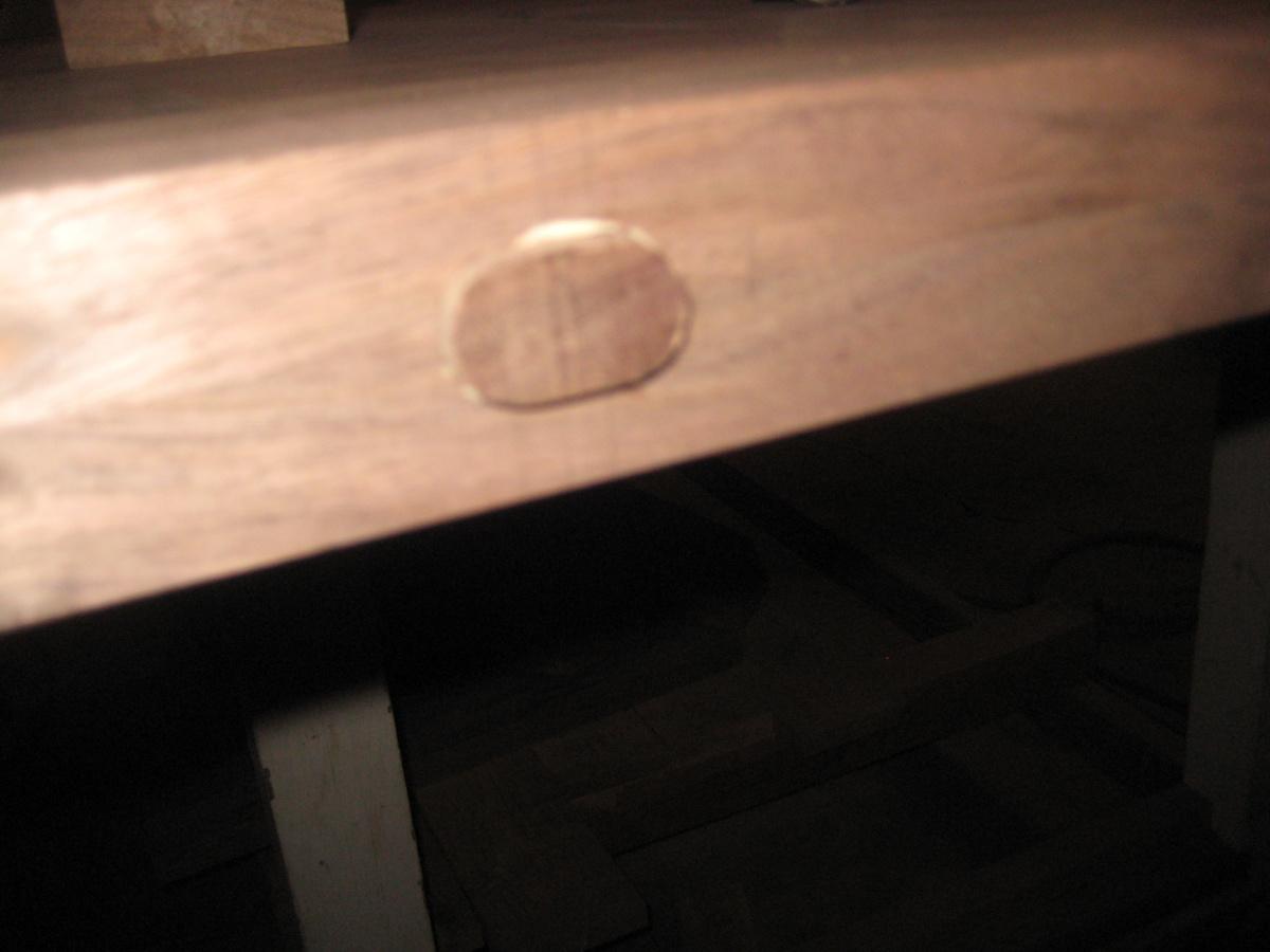Walnut farmhouse table completed, at last-img_1359-1-.jpg