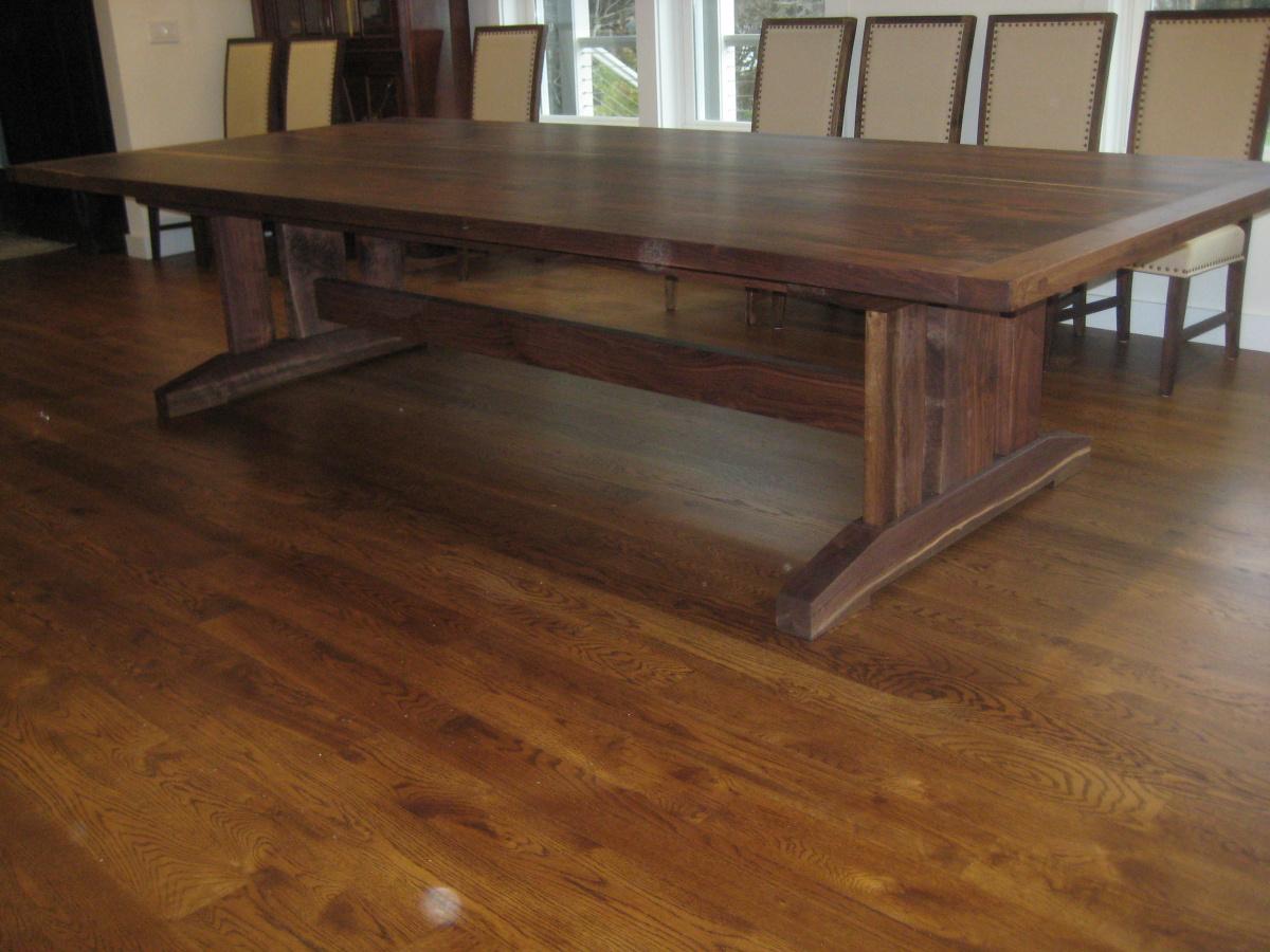 Walnut farmhouse table completed, at last-img_1387-1-.jpg