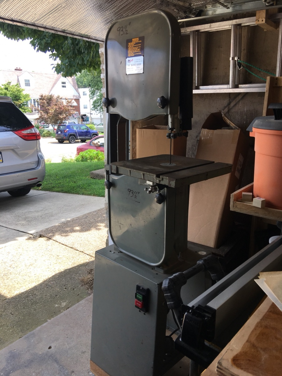 Grizzly 14 Bandsaw G1019 Woodworking Talk Woodworkers