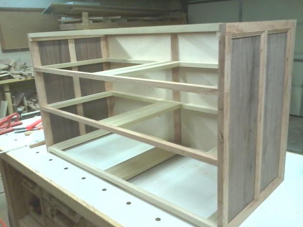 make a dresser