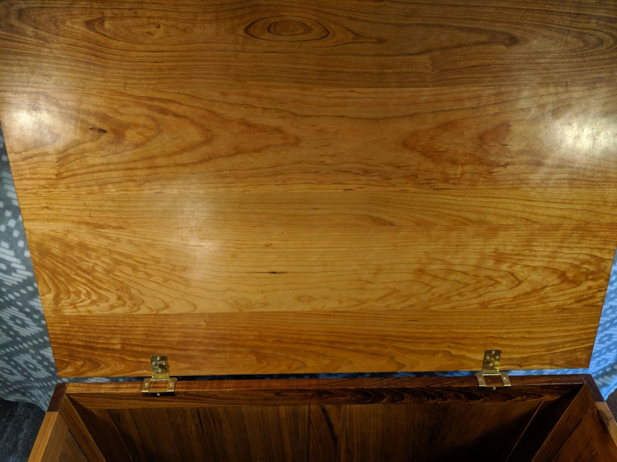 Cherry frame and panel Toy Chest-img_20190810_094202_1565464228071.jpg