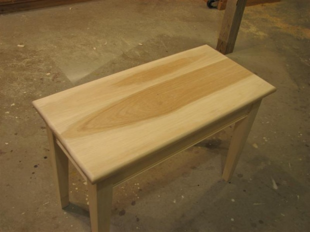 Piano Bench Woodworking Talk Woodworkers Forum