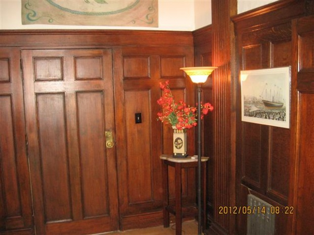 Wood Paneled Walls Woodworking Talk Woodworkers Forum