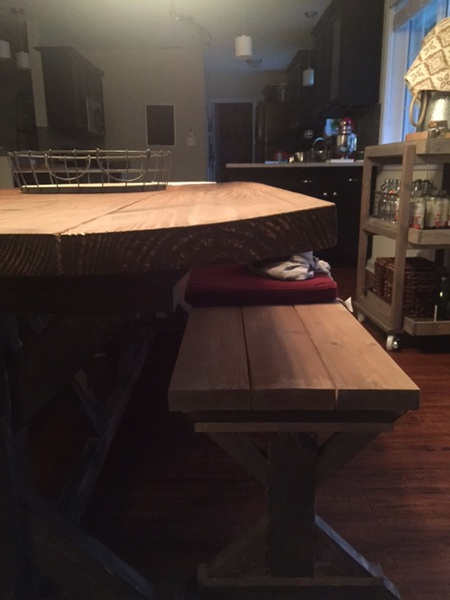 Fixing A Cupped Board Tabletop Woodworking Talk - How To Flatten A Warped Table Top