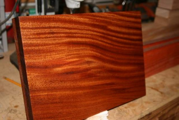 Working With African Mahogany Woodworking Talk