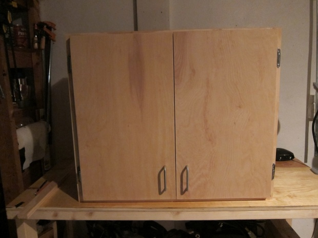 Garage Cabinet - Woodworking Talk - Woodworkers Forum
