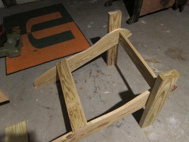 adirondack chair plans yankee workshop