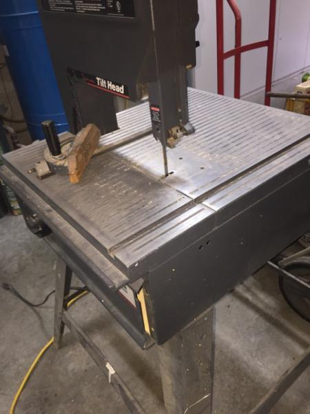 Parts For Craftsman 12 Quot Band Saw Woodworking Talk