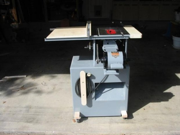 1952 delta homecraft 34 500 8 table saw review woodworking talk click image for larger version name img3464g views 9928 size 362 greentooth Choice Image