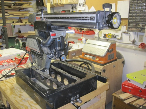 Craftsman Radial Arm Saw Woodworking Talk Woodworkers