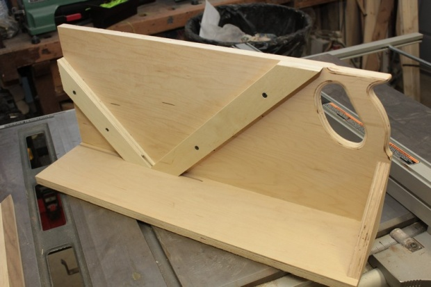 Splined Frame jig/Tutorial - Woodworking Talk - Woodworkers Forum