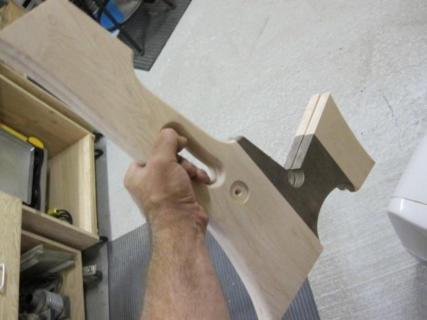 folding guitar stand woodworking talk woodworkers forum. Black Bedroom Furniture Sets. Home Design Ideas