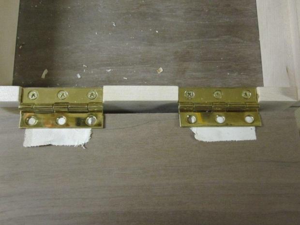 Alternative Methods Project 2 Slant Side Jewellery Box