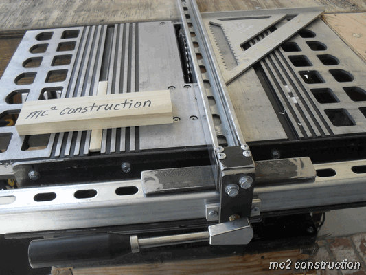 Home Made Table Saw Fence Ideas Page 3 Woodworking
