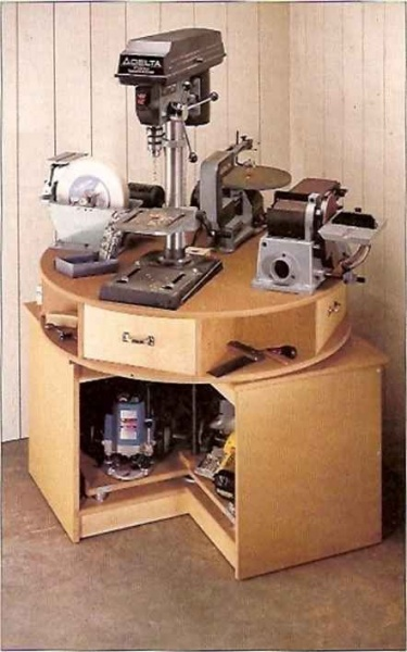 small wood shop storage solutions woodworking talk woodworkers forum. Black Bedroom Furniture Sets. Home Design Ideas