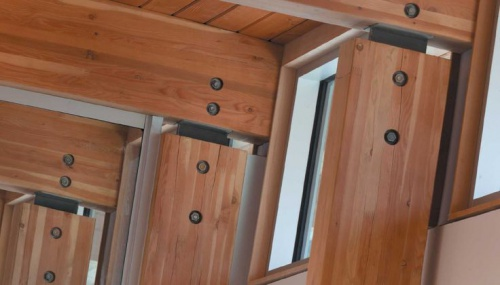Column To Beam Connection Hardware Options Woodworking