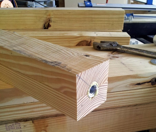 Three Legged Workbench Woodworking Talk Woodworkers Forum