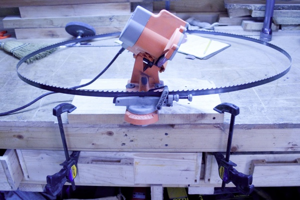 Bandsaw Blade Sharpening Diy Page 2 Woodworking Talk