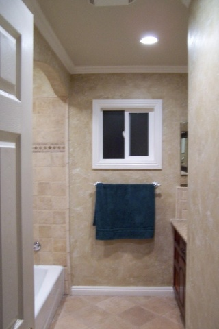 Bathroom Crown Molding Or Not Woodworking Talk Woodworkers