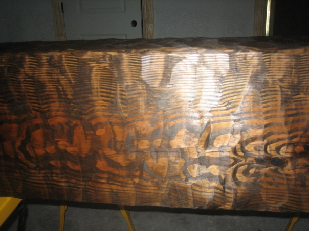 Doug Fir Timber Mantle Woodworking Talk Woodworkers Forum